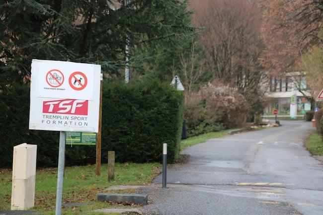 Le colloque du Snep-FSU Grenoble aura lieu à l'amphithéâtre de Tremplin Sport Formation à Voiron. © Patricia Cerinsek
