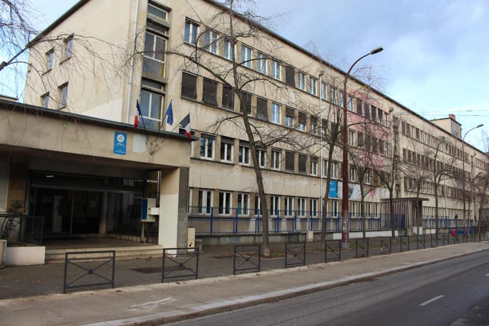 Le lycée Mounier © Jules Peyron - Place Gre'net