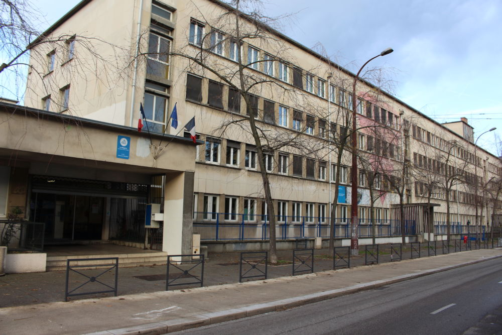 Lycée Mounier de Grenoble © Jules Peyron - Place Gre'net