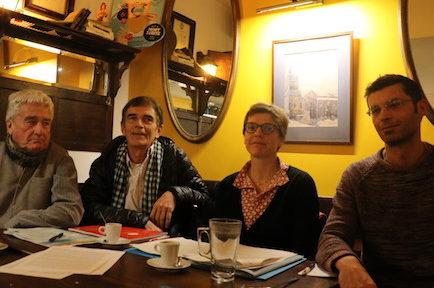 Après un premier recours fin septembre, quatre Grenoblois s'apprêtent à saisir à nouveau la justice pour bloquer les travaux d'élargissement de l'A480.
