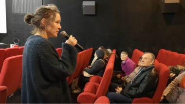 Maïwenn Abjean, directrice de l'association Femmes SDF. © Joël Kermabon - Place Gre'net
