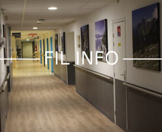 Les nouveaux locaux du centre de ressources et de compétences de la mucoviscidose à Grenoble. © Jules Peyron - placegrenet.fr