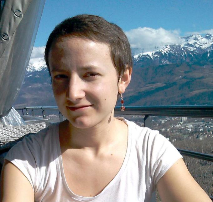 Camille Morio, Docteure en droit public et chargée d'enseignement à la Faculté de droit de Grenoble DR