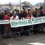 Sept députés LREM montent au front pour soutenir le Center parcs en Isère. Le projet relancé par le Conseil d'Etat est vilipendé par les écologistes.