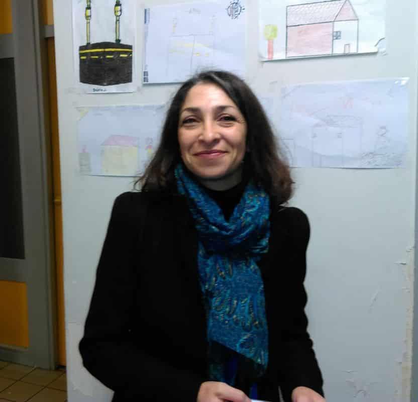 Rachel Abderraouf © Florent Mathieu - Place Gre'net