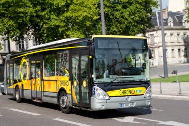 Bus de la ligne Chrono C1. ©SEMITAG - P. Paillard