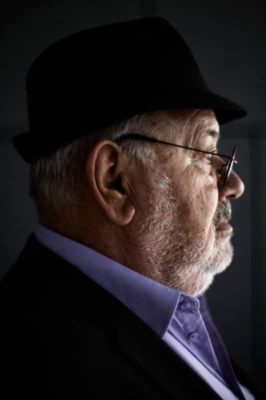 Des portraits de profil comme un pas de côté © Nicolas Pianfetti