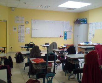 Salle de classe CE2 Philippe Grenier © Page Facebook de l'école Grenier