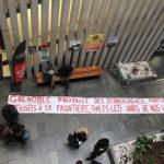 Mouvement étudiants Gilets jaunes contre hausse des frais d'inscription étudiants étrangers © Place Gre'net - Jules Peyron