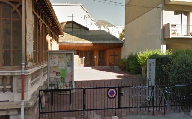 église Saint-Jacques de Grenoble.