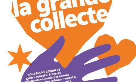 La grande collecte organisée par la ville de Grenoble pour venir en aide aux sdf.
