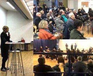 Faut-il passer par la case LRM pour décrocher un stage ? UN compte-rendu d'une réunion publique de la députée de l'Isère Emilie Chalas sème le doute.