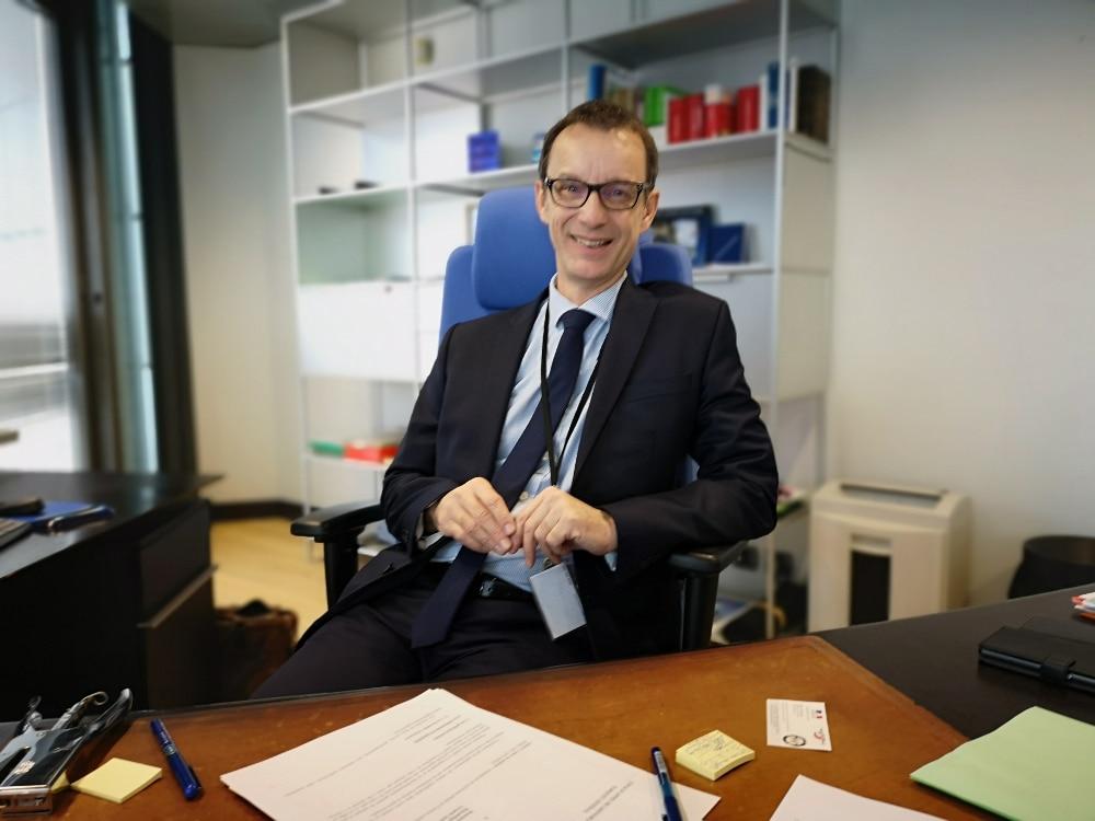 Éric Vaillant, procureur de la République Nouveau coup dur pour le trafic de stupéfiants à Grenoble