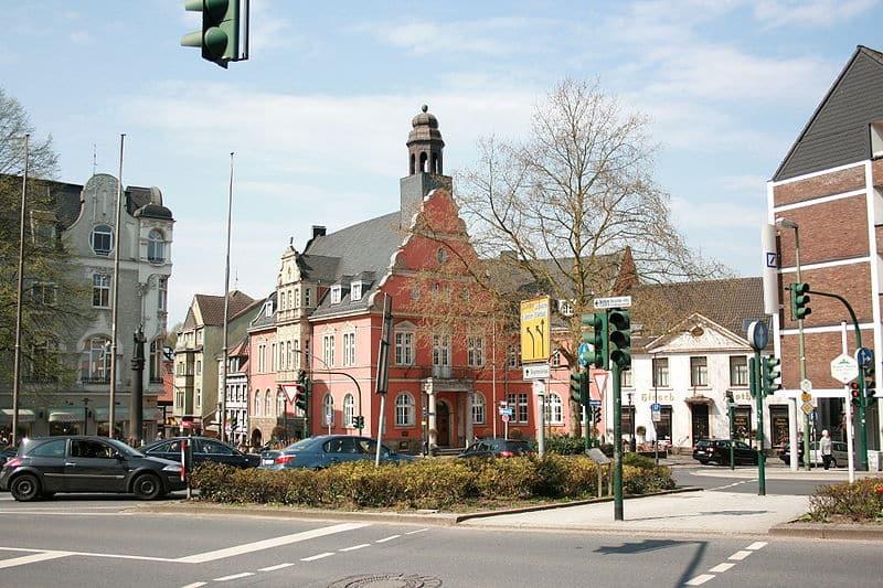 Essen fut Capitale verte de l'Europe en 2017. DR