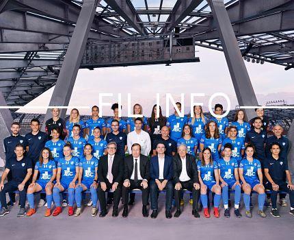 Le gf38 f minin recevra l 39 olympique lyonnais en demi - Places finale coupe de france ...