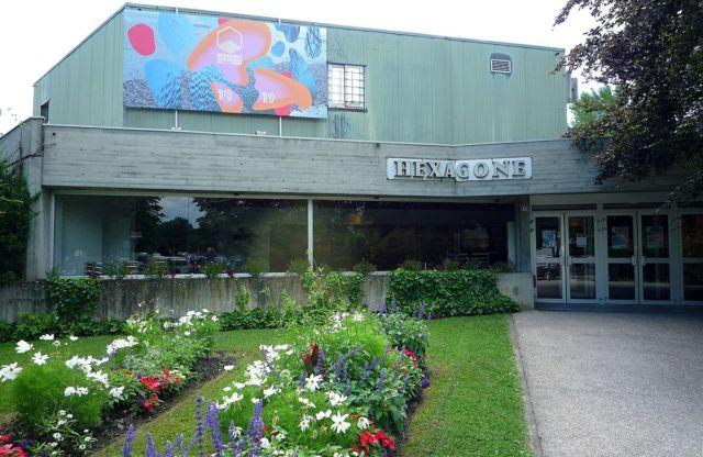 L'Hexagone de Meylan s'inscrit également dans le réseau des Scènes nationales. DR