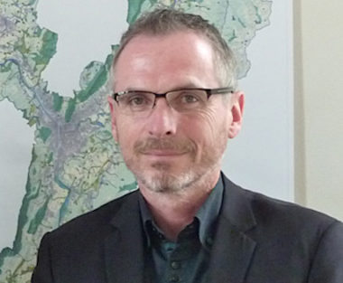 Jean-Michel Evin, directeur général de l'agende d'urbanisme de la région grenobloise avait rejoint Tisséo à Toulouse en 2013 avant de revenir à Grenoble en 2018 © AURG