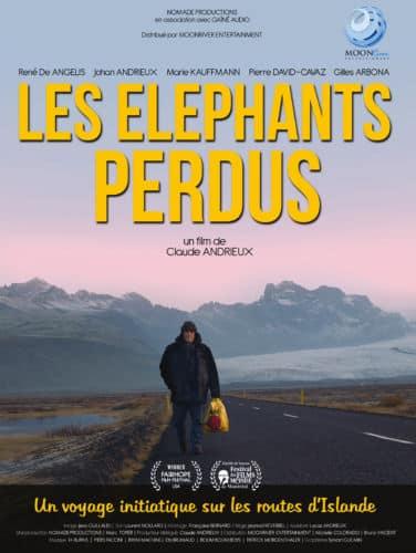 Le premier long-métrage de fiction du documentariste isérois Claude Andrieux Les Éléphants perdus a obtenu le précieux label Art et essai.