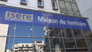 La Maison départementale de l'autonomie (MDA). © Joël Kermabon - Place Gre'net