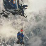Photo de couverture de l'ouvrage Une histoire du secours en montagne, de Blaise Agresti aux Editions Glénat. DR