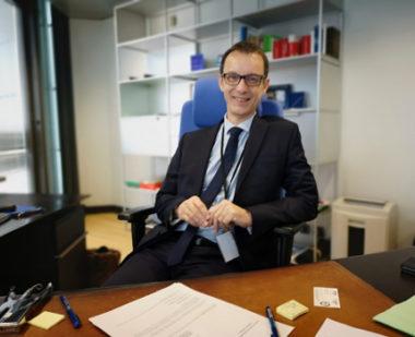 Éric Vaillant, procureur de la République au TGI de Grenoble. © Joël Kermabon - Place Gre'net