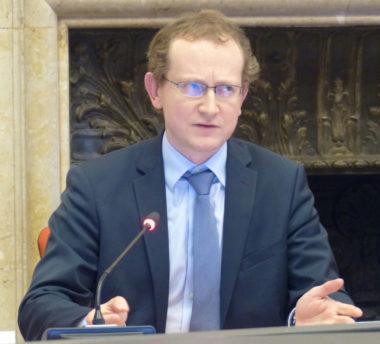 Charles Barbier, sous-préfet, directeur de cabinet de la préfecture de l'Isère © Charles Thiebaud