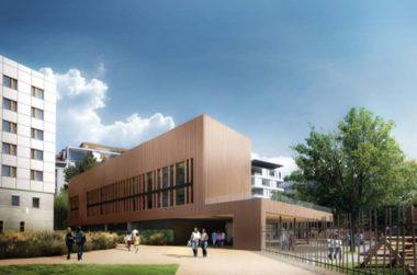 Future école Hoche © DR -Ville de Grenoble