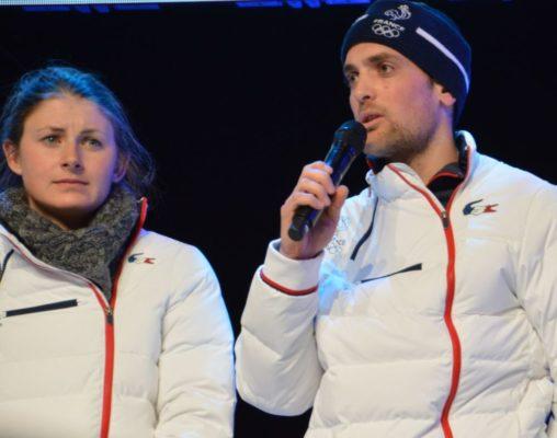 Justine Braisaz a décroché le bronze aux Mondiaux de biathlon à Ostersund. Simon Desthieux a pris la cinquième place sur le sprint et la sixième sur l'individuel. © LG