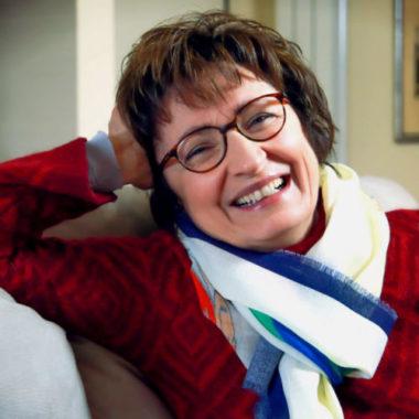 Donatella di Pietrantonio, autrice invitée du Printemps du Livre de Grenoble 2019.