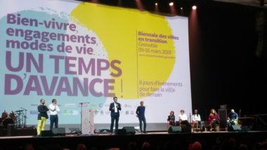 Soirée d'ouverture de la biennale des villes en transition 9 mars 2019 © Séverine Cattiaux - Place Gre'net