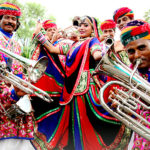 Le groupe Jaipur Maharaja Brass Band sera à Fort Barraux. DR
