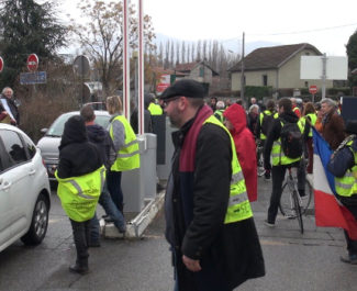 Opération parking gratuit au CHU de Grenoble. © Joël Kermabon - Place Gre'net