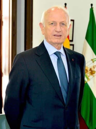 Invité d'honneur des Trophées, André Azoulay, conseiller du roi du Maroc. DR