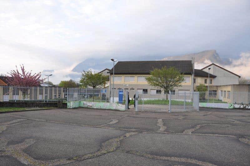 Collège André-Malraux de Voreppe. DR