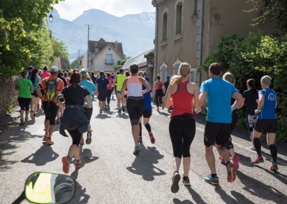 Le 8 km de la course de la Résistance 2018. © Aurélien Breysse