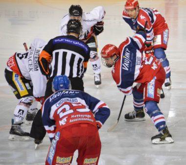 Alexandre Texier a fait ses débuts en NHL avec Columbus le 5 avril. © LG
