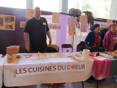 """""""Les cuisines du coeur"""" projet retenu au forum des idées du cinquième budget participatif, samedi 13 avril 2019 © Séverine Cattiaux - Place Gre'net"""