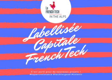 French tech in the Alps devient Capitale French tech DR