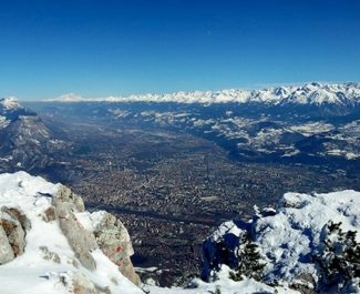 Capitale verte de l'Europe en 2022 : Grenoble bien placée