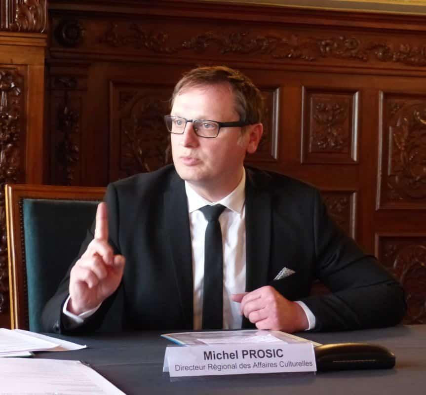 Michel Prosic © Florent Mathieu - Place Gre'net