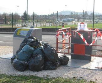 Points d'apport volontaire déchets