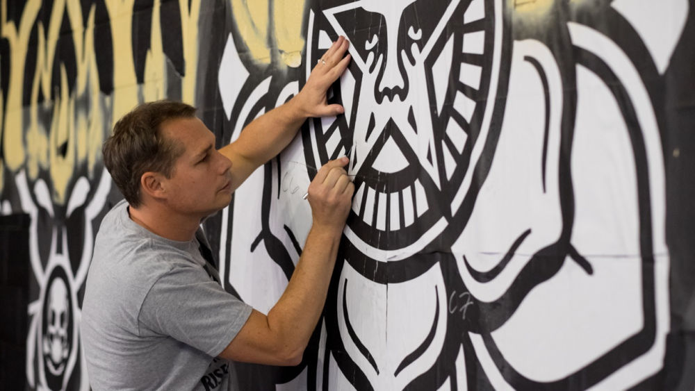Shepard Fairey © Street Art Festival