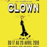 Affiche du festival du numéro de clown #5