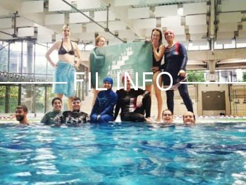 La Licra déplore l'opération burkini menée dans une piscine de Grenoble. Et voit une action agissant uniquement au nom et pour le compte de certaines femmes