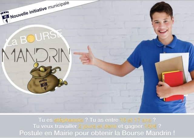Visuel de la Bourse Mandrin © Saint-Étienne-de-Saint-Geoirs