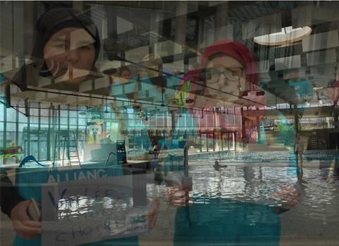 Après le coup de force dans les piscines municipales pour faire accepter le burkini, des femmes voilées ont à Lyon et Grenoble investi des salles de sport.