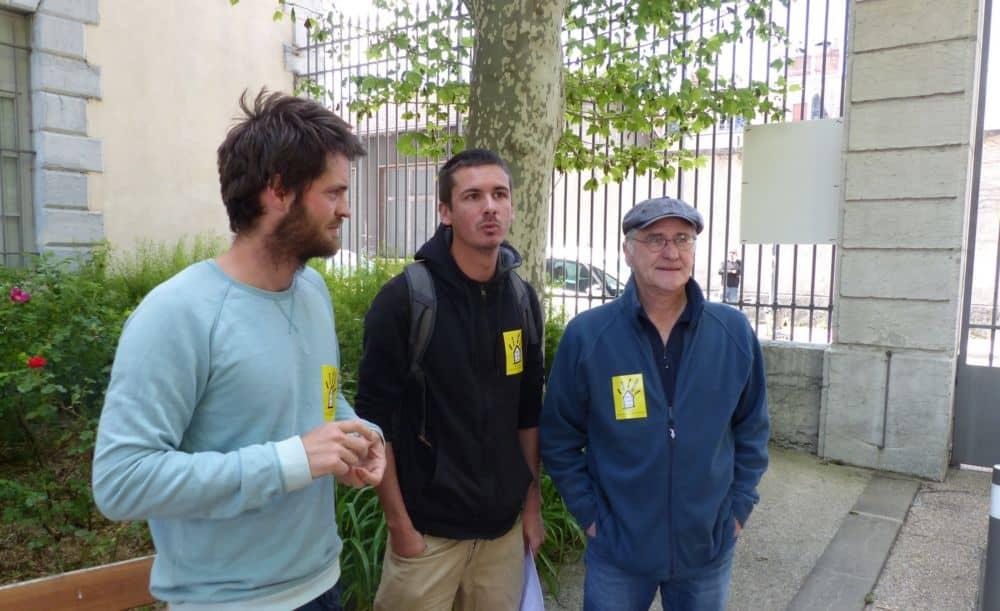 Prochaine étape pour le DAL : faire adopter l'arrêté par tous les maires de la Métropole © Florent Mathieu - Place Gre'net