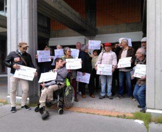 Le Collectif contre la privatisation d'Actis réaffirme son opposition à une fusion Actis- Grenoble Habitat