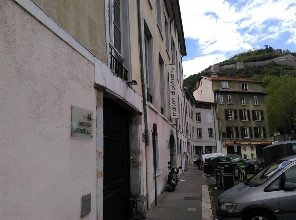 Maison diocésaine de Grenoble © Florent Mathieu - Place Gre'net