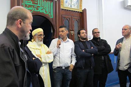 Journée portes ouvertes à la mosquée de Teisseire, 9 rue Paul Cocat à Grenoble, dimanche 28 avril 2019. © Séverine Cattiaux - Place Gre'net